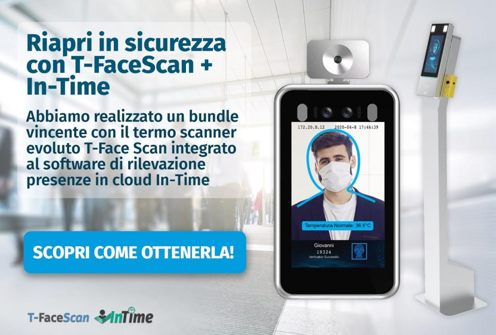 popup t face scan in time